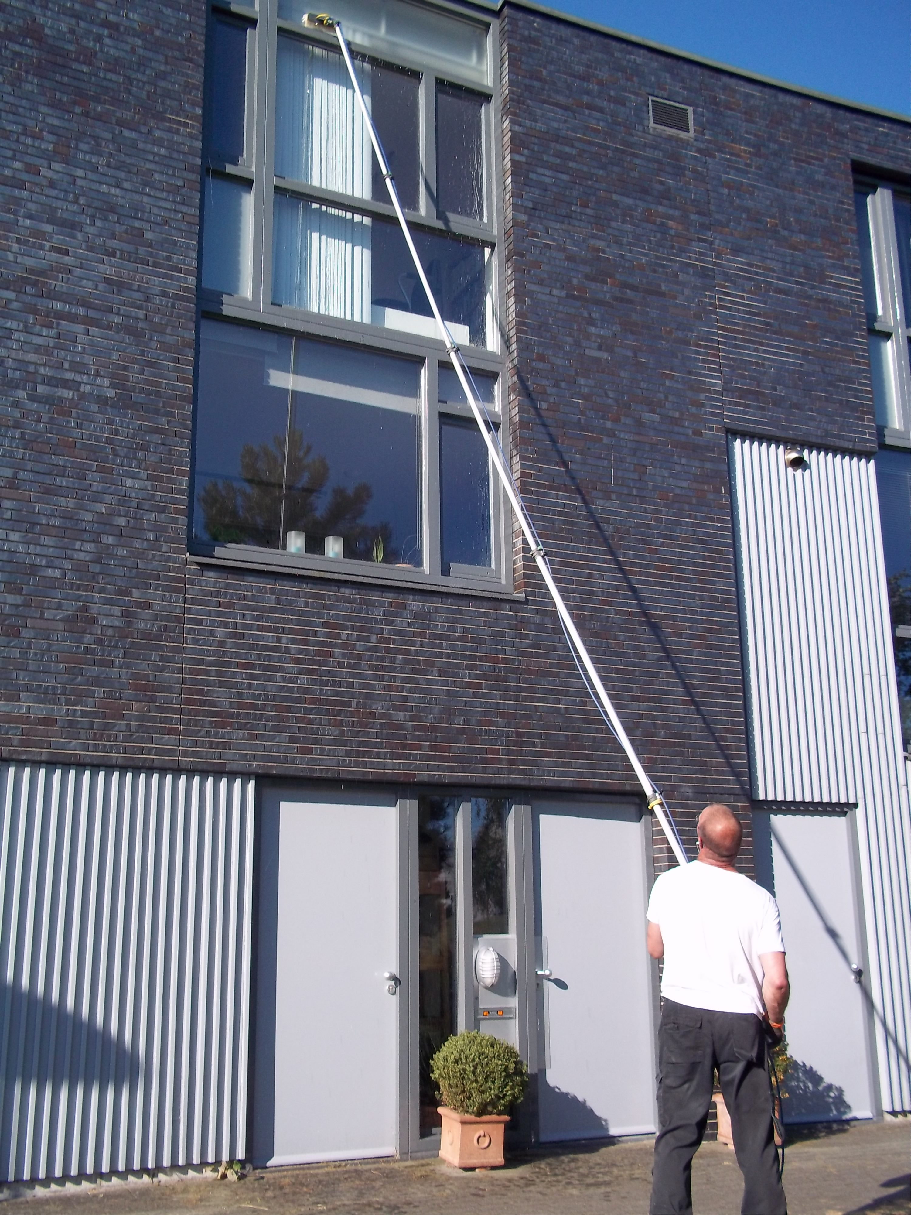 Glazenwasser voor Hillegom & Nieuw-Vennep